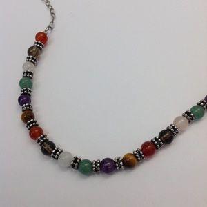 Jewelry - Genuine Gemstone Necklace